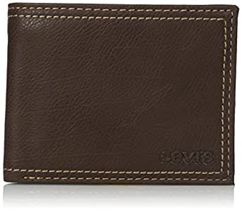 levi 39 s men 39 s traveler wallet with interior zipper at amazon men s clothing store