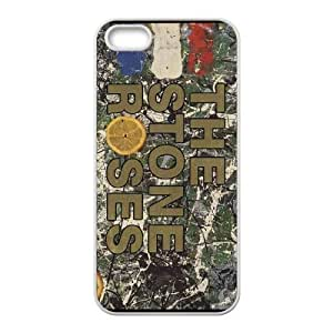 The Stone Roses iPhone 4 4s Cell Phone Case White xlb-182247