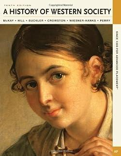 Amazon. Com: a history of western society, value edition, volume 1.