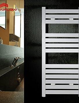 meiren @ Radiador-calentador de toallas, Modern acuosa pared montaje: Amazon.es: Hogar