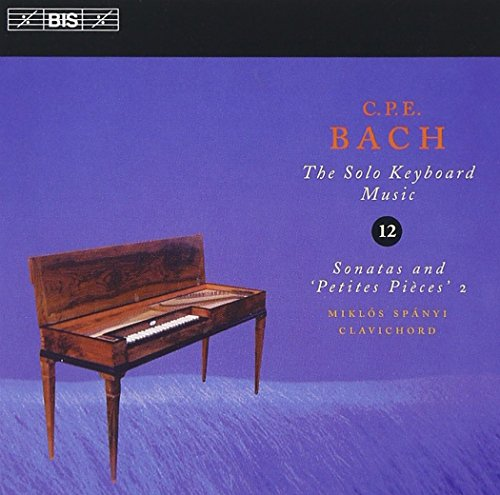 Complete Solo Keyboard Music 12 ()