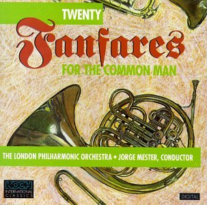 UPC 099923701224, Twenty Fanfares for the Common Man
