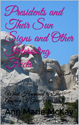 Presidents and Their Sun Signs and Other Interesting Facts: What Happened to The America I Grew Up - Sign Up Sun The