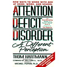 Amazon thom hartmann books biography blog audiobooks kindle attention deficit disorder a different perception fandeluxe Images