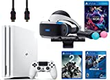 PlayStation VR Launch Bundle 3 Items:VR Launch Bundle,PlayStation 4 Pro 1TB Destiny 2 Bundle,VR Game Disc PSVR DriveClub