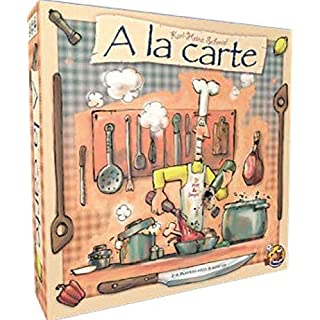 Asmodee A La Carte Board Game