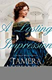 Front cover for the book A Lasting Impression by Tamera Alexander