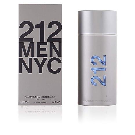 b3a3cf79a4e68 Carolina Herrera 212, Agua de perfume para hombres - 100 ml.