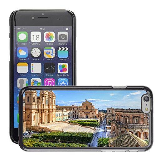 """Premio Sottile Slim Cassa Custodia Case Cover Shell // V00002617 Sicile Noto // Apple iPhone 6 6S 6G PLUS 5.5"""""""