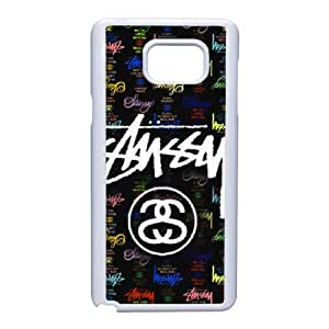 Samsung Galaxy Note 5 Cases Cell Phone Case Cover Stussy Logo 6R67R836113