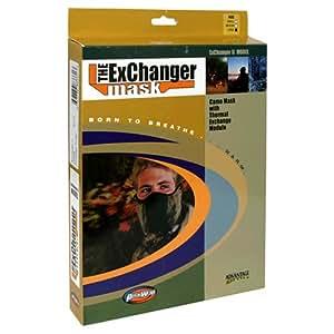 Polarwrap The Exchanger Mask, Exchanger II Model, Advantage Wetlands, Large, 1 Mask