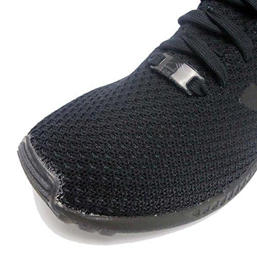 Scarpe Da Ginnastica Adidas Originali Da Uomo Flux Pk Mens Running Nero Nero Nero S75976