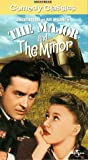 The Major and the Minor [VHS]