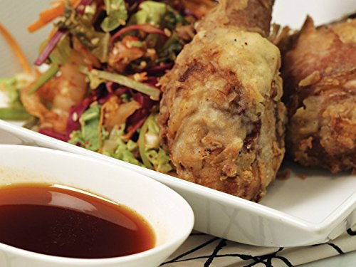 New American Cuisine-The Global Kitchen