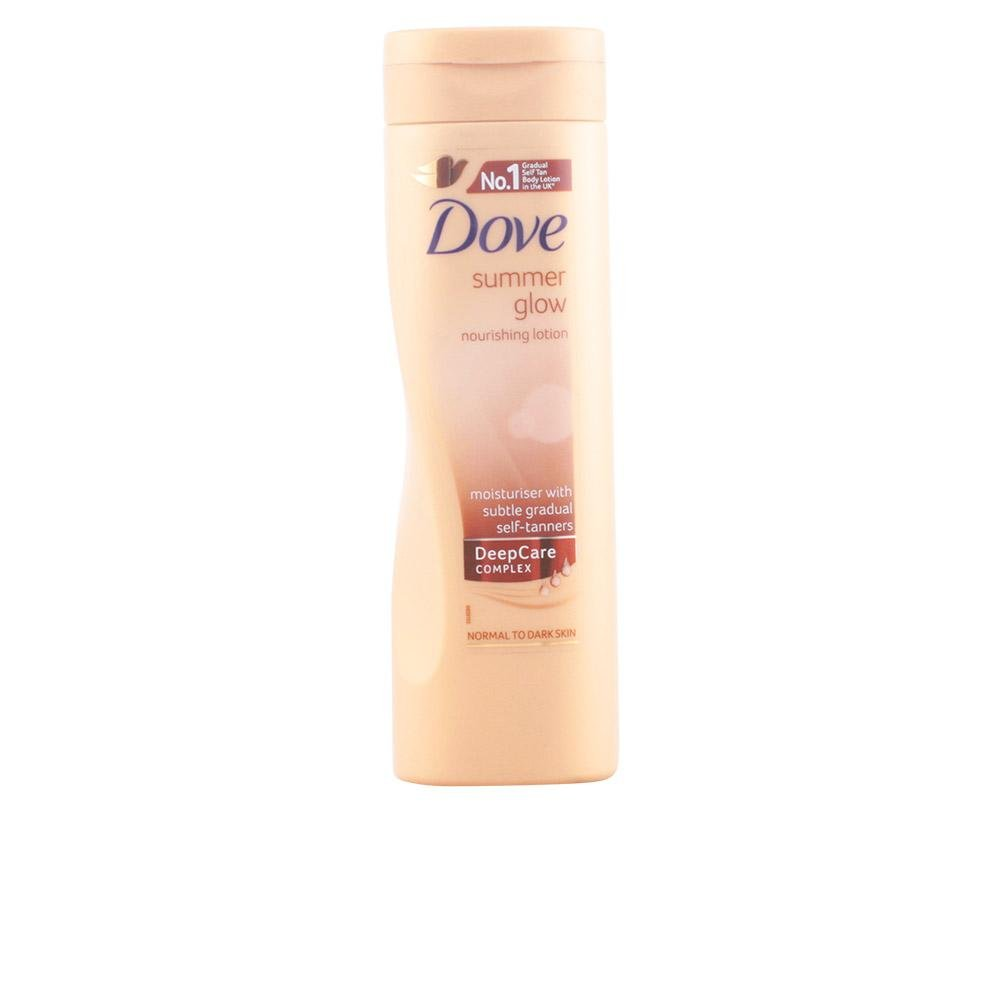 Dove Summer Glow Body Lotion Normal to Dark 250ml by Kodiake