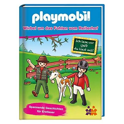 Playmobil. Wirbel Um Das Fohlen Vom Reiterhof Für Erstleser