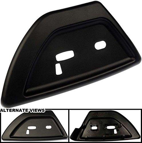 apdty-035671-power-seat-switch-panel-trim-bezel-black-plastic-fits-driver-front-left-2006-2007-buick