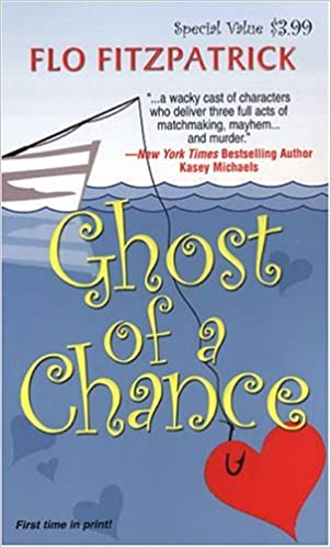 Ghost Of A Chance Zebra Debut Amazon Flo Fitzpatrick