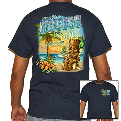 Z Shirt Co Myrtle Beach  Sc Chillin T Shirt