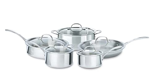 Calphalon 10 Piece Tri-Ply Cookware SetReview