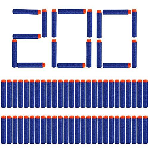 200 חיצים המתאימים לרובי נרף