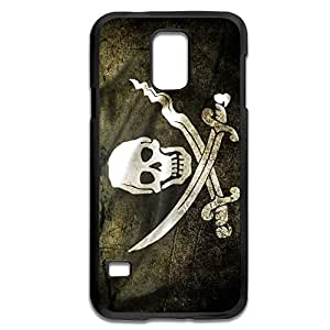 Samsung Galaxy S5 Cases Skull Design Hard Back Cover Proctector Desgined By RRG2G