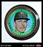 1971 Topps Coins # 49 Danny Coombs San Diego Padres (Baseball Card) Dean's Cards 1.5 - FAIR Padres