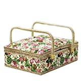 KVNMDJ 5 Designs Flat Double Cover Box For Sewing Tools Clothes Sundries Home Storage Organizer For Underwear 3