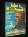 John D. Macdonald: Five Complete Travis McGee Novels: the dreadful lemon sky - the empty copper sea - free fall in crimson - the green ripper - a tan and sandy silence