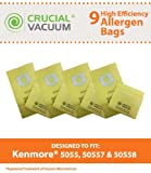 9 Kenmore 5055, 50557 and 50558 Allergen Filtration Vacuum...