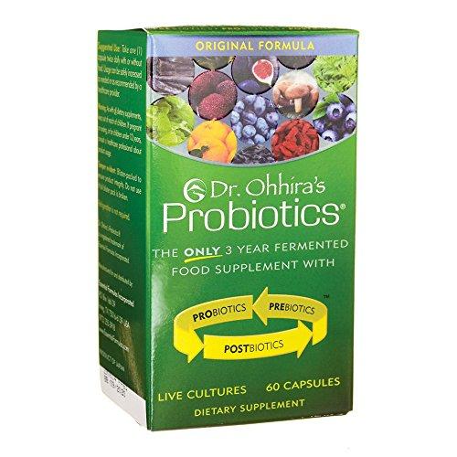 Probiotics Original Formula 900 Million Cfu 60 Capsules