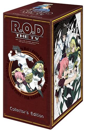 R.O.D -The TV- Box Set (Limited Edition)
