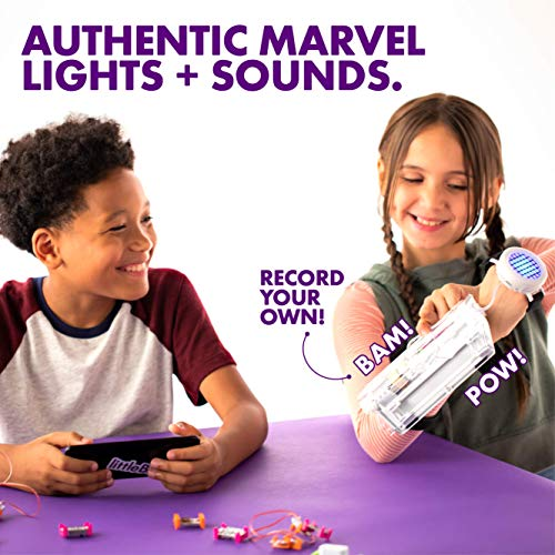 Avengers Hero Inventor Kit - Kids 8+ Build & Customize Electronic Super Hero Gear by littleBits (Image #12)