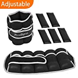 Best Ankle Weights - Prodigen Adjustable Ankle Weights Set for Men Review