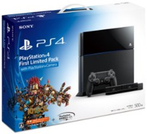 プレイステーション4本体 First Limited Pack with PlayStation Camera(HDD 500GB/CUHJ-10001)