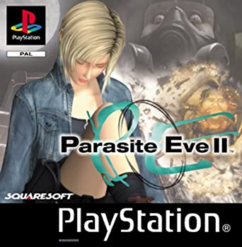 Parasite Eve 2 >> Parasite Eve 2 Amazon Co Uk Pc Video Games