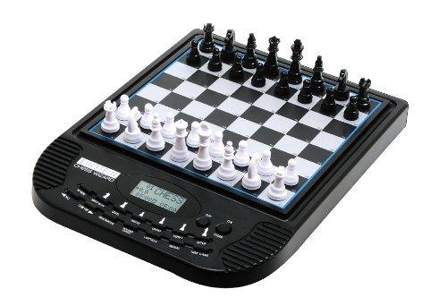 【タイムセール!】 Electronic Chess Chess Electronic B074TJHZKQ Wizard [並行輸入品] B074TJHZKQ, 豊能郡:f41dd4b7 --- arianechie.dominiotemporario.com