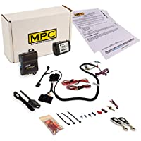 MPC Prewired 1-Button Remote Start Kit Compatible with Select Ford FSeries Trucks [2011-2016]. Kit Also Includes a T-harness To Simplify Installation. Plus US Tech Support