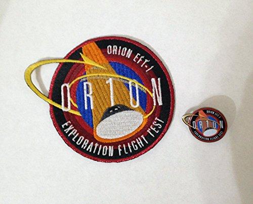 nasa-space-program-orion-eft-1-patch-pin
