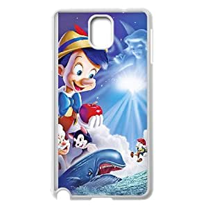 Samsung Galaxy Note 3 Cell Phone Case Covers White Pinocchio as a gift D6514929
