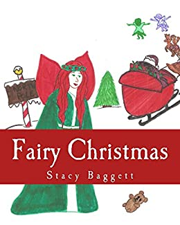 Fairy Christmas by [Baggett, Stacy]