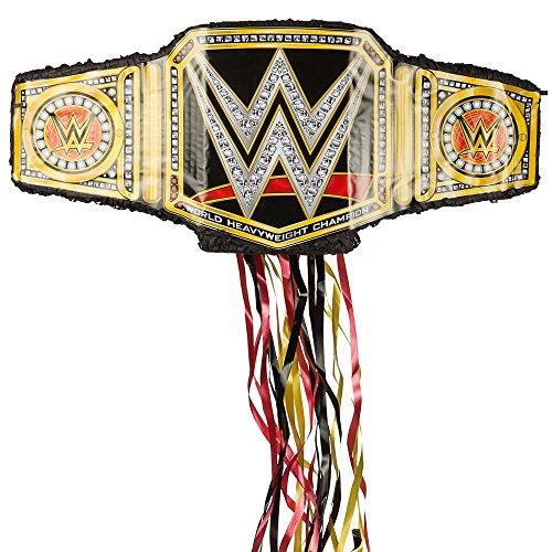 Ya Otta Pinata BB34138 WWE Belt Pinata by Ya Otta Pinata