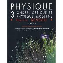 Physique 3: ondes optique 3e version europe