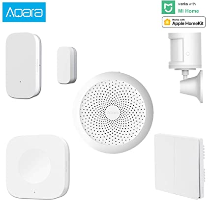 Aqara Smart Home Automation Zigbee Alarm System Devices