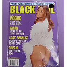 Black tail adult magazine not deceived