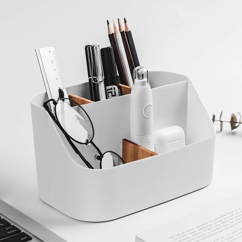 Storage Box - Craft Supply Organiser Caddy - School Desk Pen Caddy