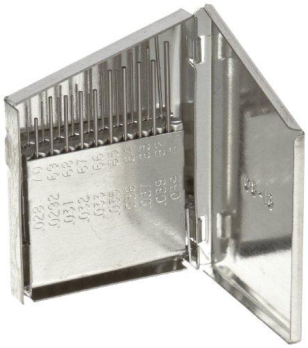 Chicago Latrobe 165 Series High-Speed Steel Drill Blank Set