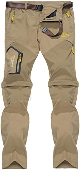 Clarashop Pantalones de Hombre Impermeables ...