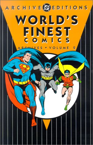 World's Finest Comics - Archives, Volume 2 (Dc Archive Editions)