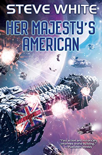 Her Majesty's American by [White, Steve]